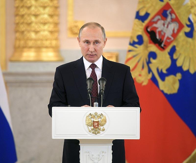 Son dakika... Putin'den açıklama: Türkiye ile iş birliğimiz artıyor