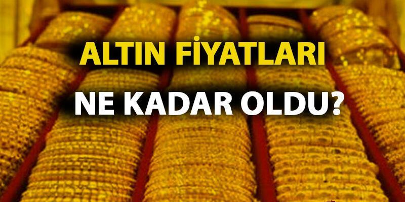 13 Ağustos 2020 altın fiyatları... Gram altın, çeyrek altın ve cumhuriyet altını ne kadar?