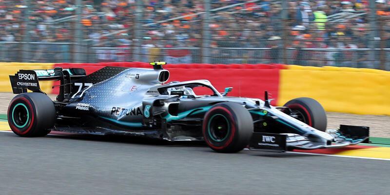 Formula 1'de heyecan İtalya'da sürecek