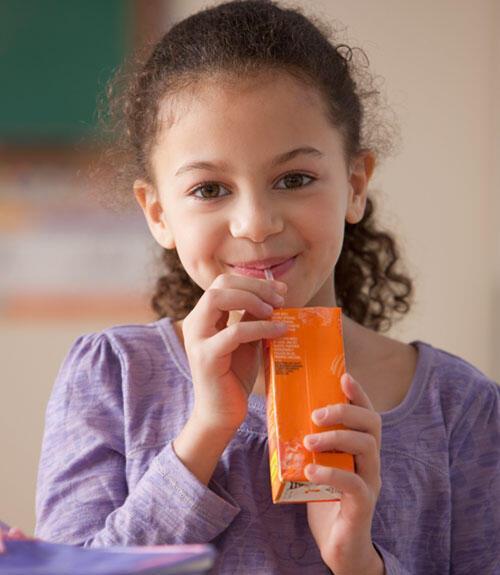 Çocuklarda meyve suyu tüketiminin sağlığa etkileri