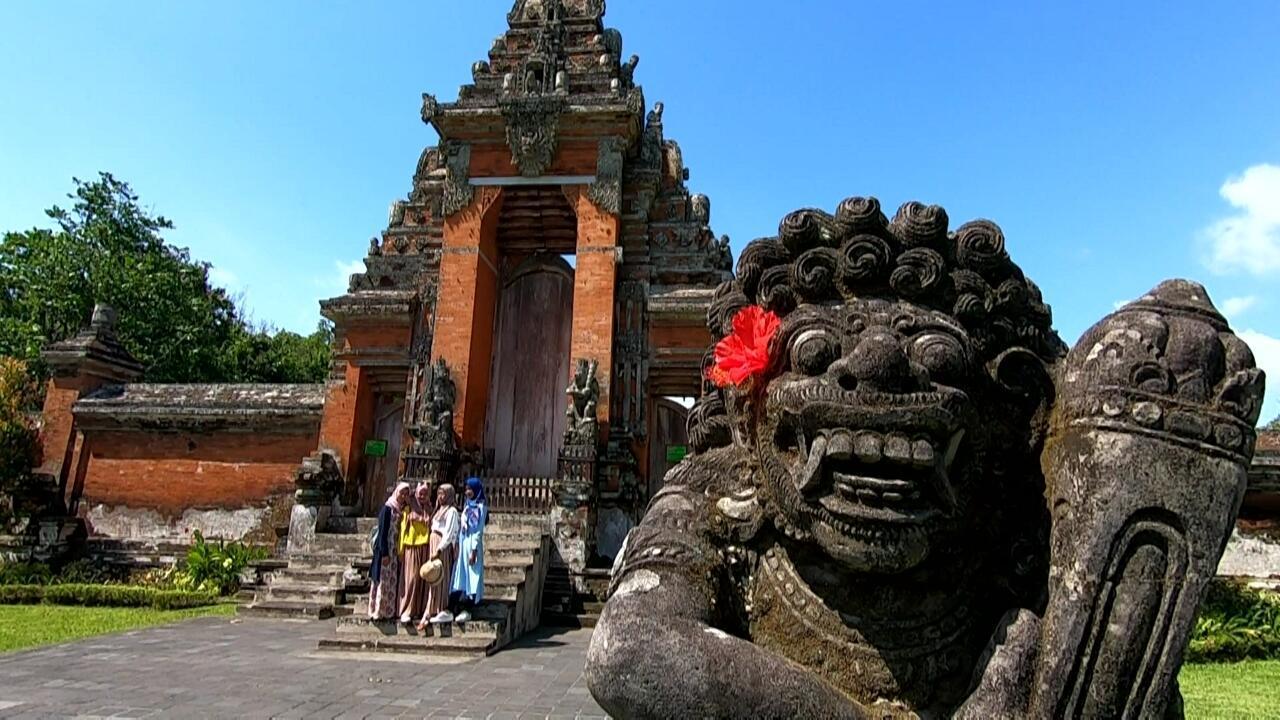 Bali'de görülmesi gereken en güzel tapınaklar