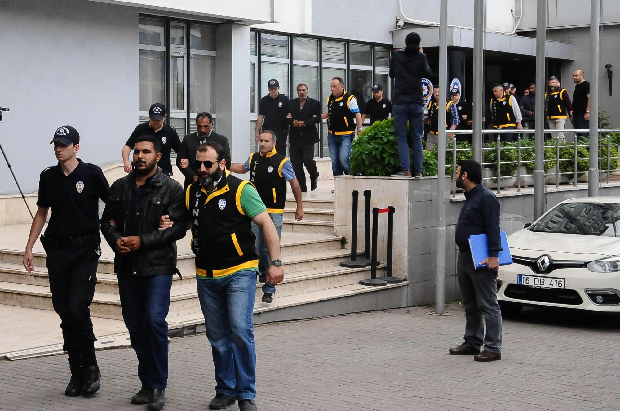 3 kişinin öldüğü 'Roman düğünü' davası sanıklarına ceza yağdı