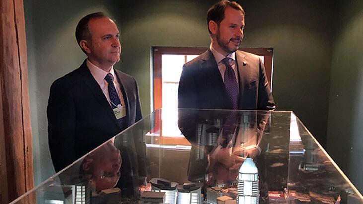 Davos'ta Türk Evi
