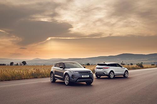 Yeni Range Rover Evoque 701 bin TL'den geldi