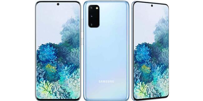 Samsung'un merakla beklenen telefonu: Galaxy S20 resmiyet kazandı