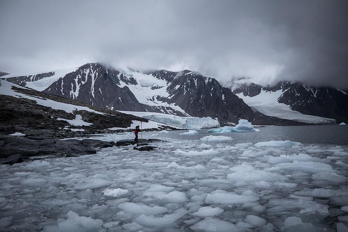 Bakan Varank açıkladı! İlki Antarktika'ya kuruldu
