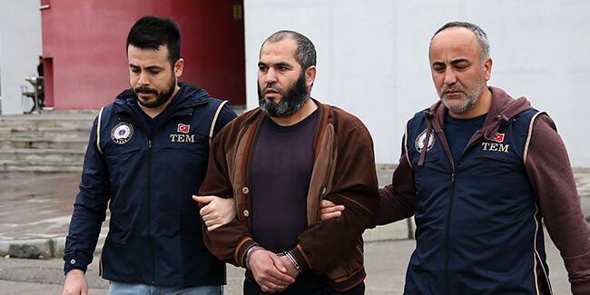 Adana'daki DEAŞ operasyonunda 2 tutuklama