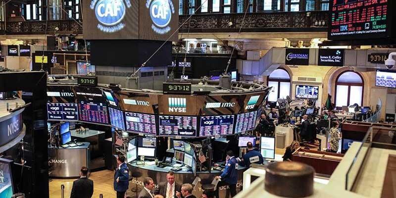 New York borsası yükselişle kapandı - Son Dakika Ekonomi Haberleri