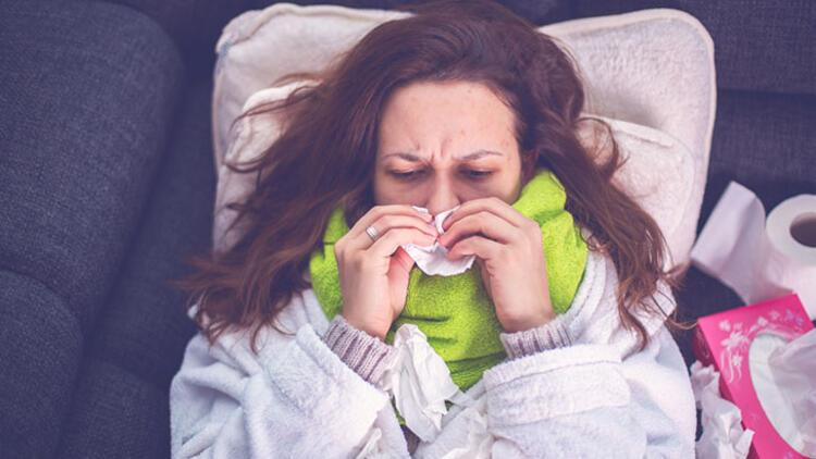 Bağışıklığın düştüğünü gösteren 4 işaret
