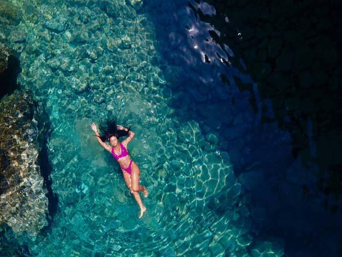 Sosyal temassız 'mavi tatil'e yoğun talep
