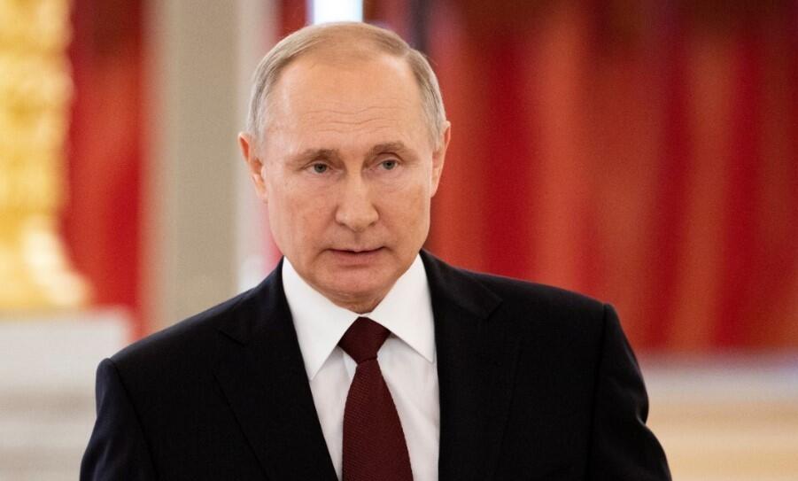 Rusya Devlet Başkanı Putin'den Ramazan Bayramı mesajı