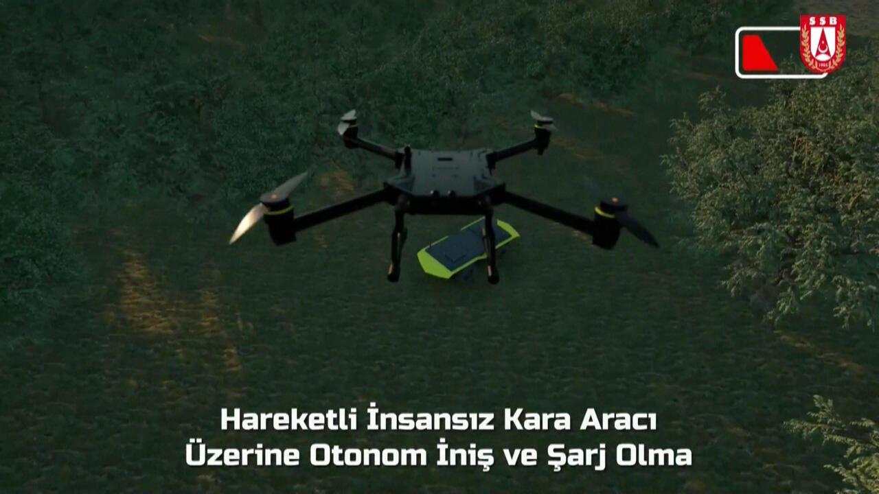 Son dakika... Savunmada 'robotimler' geliyor | Video