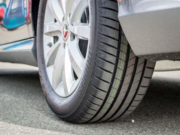 'Bridgestone Turanza T005' yerli üretim ile yollarda
