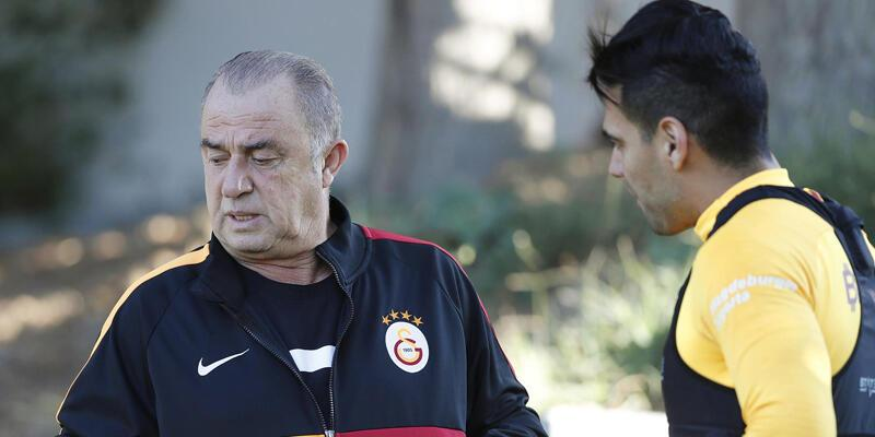 Son dakika… Galatasaray'da Falcao kadroya alınmadı