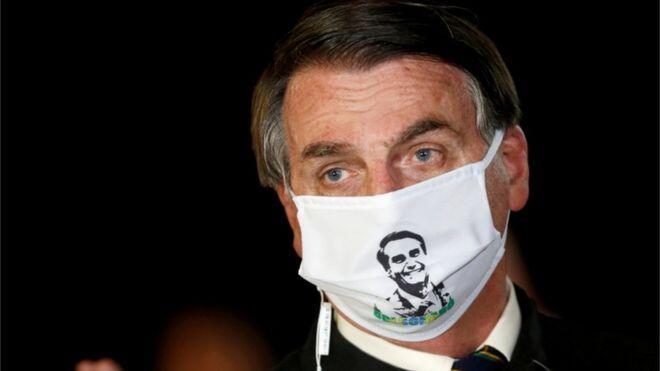 Son dakika.. Brezilya Devlet Başkanı Bolsonaro'nun koronavirüs testi pozitif çıktı