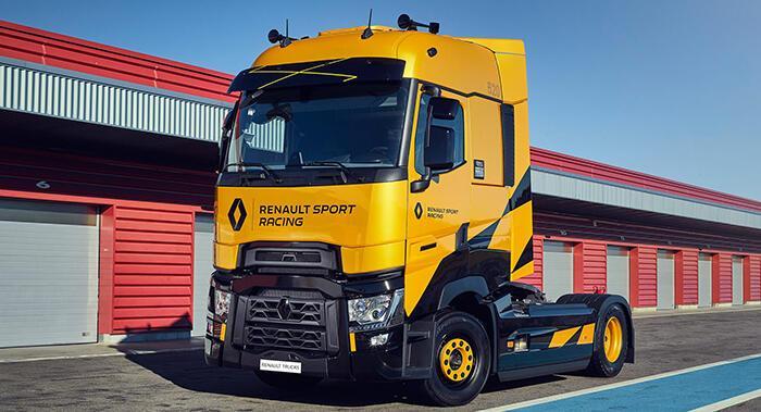 """Renault Trucks """"geri dönüşüm"""" peşinde"""