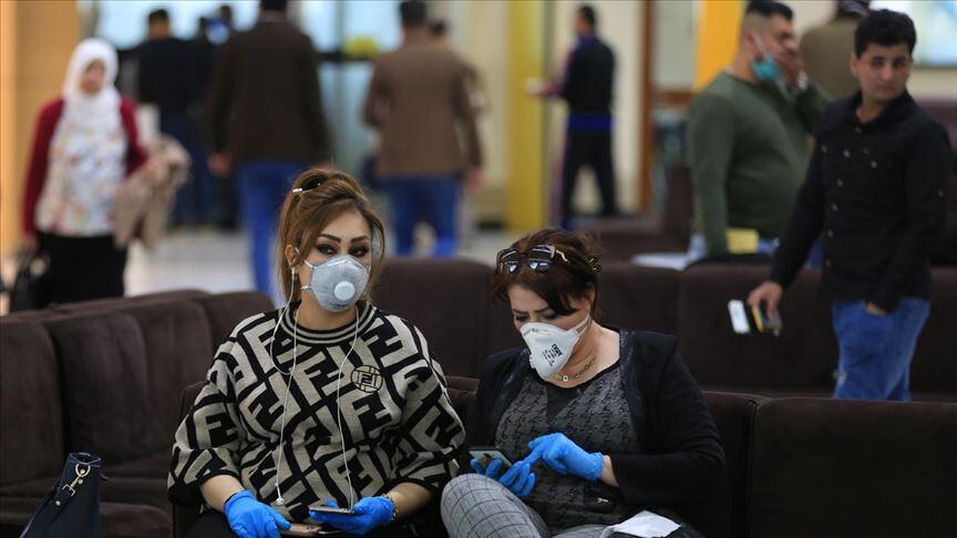 Irak'ta Kovid-19 nedeniyle bir günde 94 kişi hayatını kaybetti