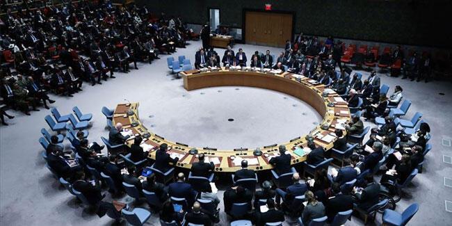 Son dakika haberi… Suriye'ye yardım önerisi BMGK'da reddedildi