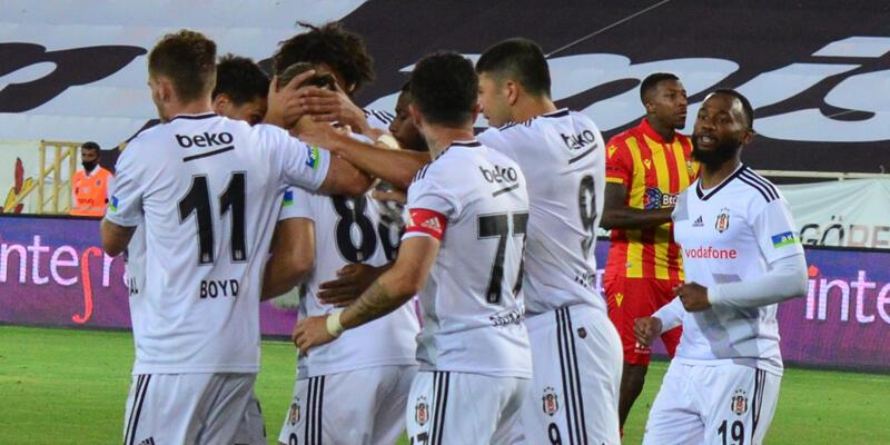 Yeni Malatyaspor 0-1 Beşiktaş MAÇ ÖZETİ - beIN Sports 2 İZLE