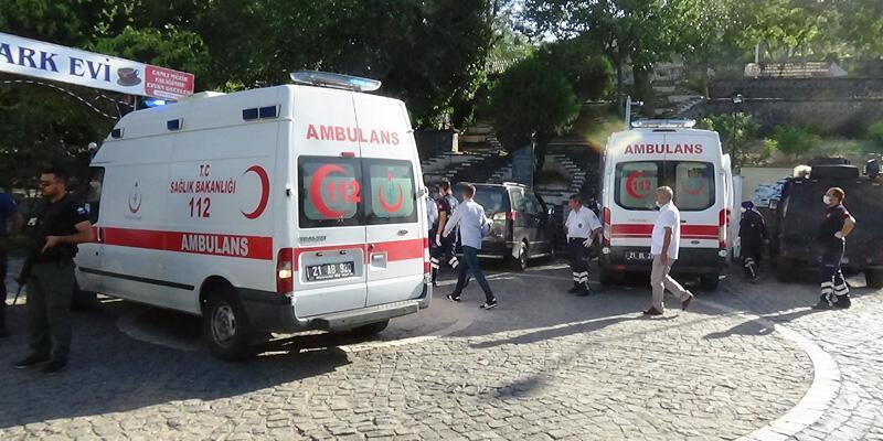 Diyarbakır'da ihale kavgası: 8 yaralı 1'i ağır..