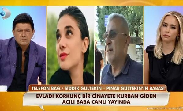 Pınar'ın babasından yürekleri dağlayan sözleri..