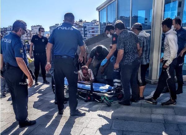 Son dakika haberleri... Kayseri Adliyesi'nde demir çubuklu kavga: 2 yaralı, 13 gözaltı