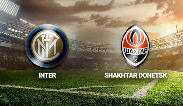 Inter Shakhtar Donetsk CANLI İZLE