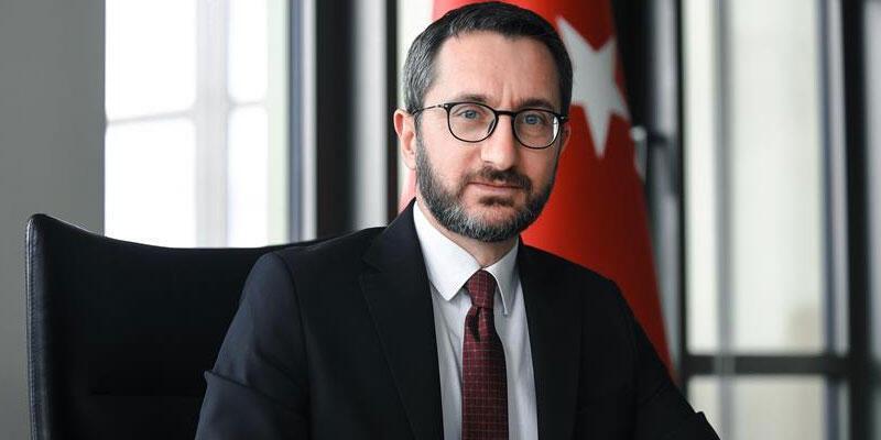 İletişim Başkanı Altun'dan 'Kızıl Elma Marşı' paylaşımı