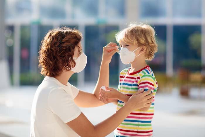 Koronavirüsü çocuklara anlatmanın yolu