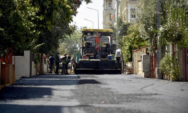 Kepez Yeni Mahalle'ye 10 kilometrelik yeni asfalt