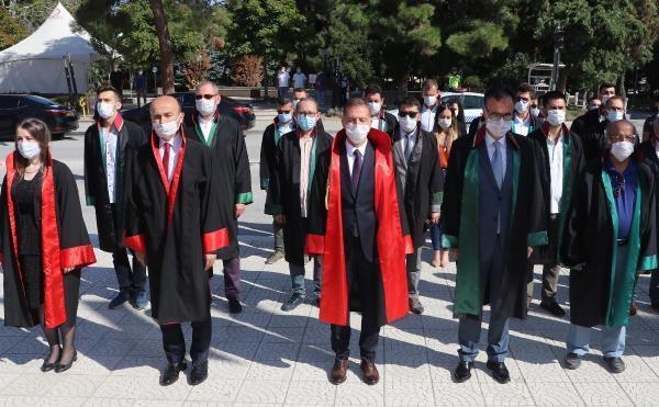 Burdur'da yeni adli yıl töreni