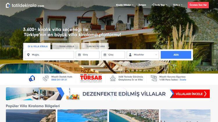 Tatildekirala.com üç ay içerisinde organik trafiğini nasıl %1.254 artırdı?