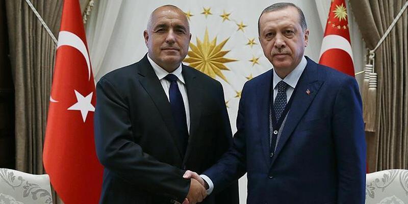 Son dakika haberi: Cumhurbaşkanı Erdoğan, Bulgaristan Başbakanı ile görüştü