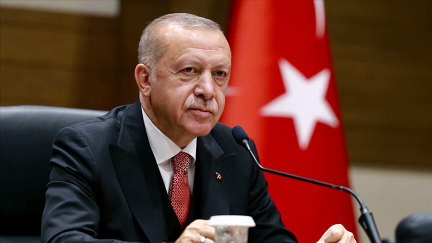 Son dakika... Cumhurbaşkanı Erdoğan'dan Japonya'nın yeni Başbakanı Suga'ya tebrik mektubu