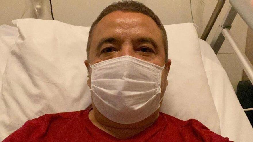 Son dakika.. Kovid-19 tedavisi gören Muhittin Böcek'in sağlık durumu stabil