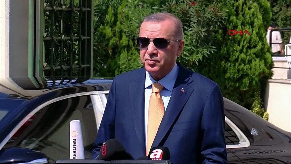 Son Dakika Haberi: Cumhurbaşkanı Erdoğan'dan flaş mesajlar!   Video thumbnail