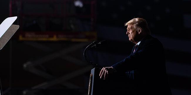 Son Dakika! Beyaz Saray'ı sarsan olay! Trump'a ölümcül zehir   Video thumbnail