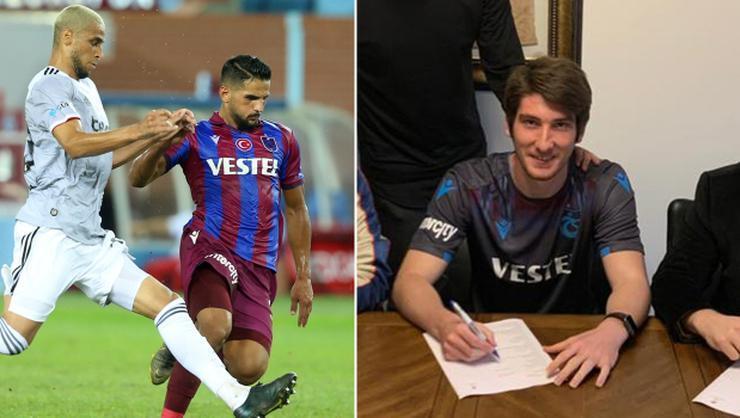 Trabzonspor iki ismi kiralık gönderdi