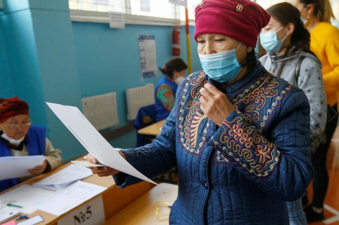 Kırgızistan, milletvekili seçimleri için sandık başında - Dünya Haberleri