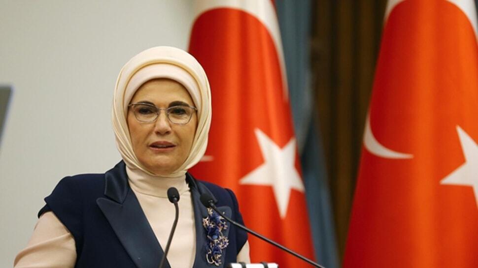 Son dakika... Emine Erdoğan'dan 'Dünya Kız Çocukları Günü' mesajı
