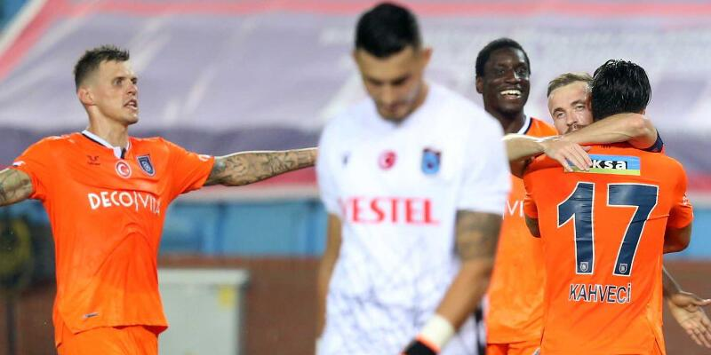 Trabzonspor - Başakşehir: 0-2