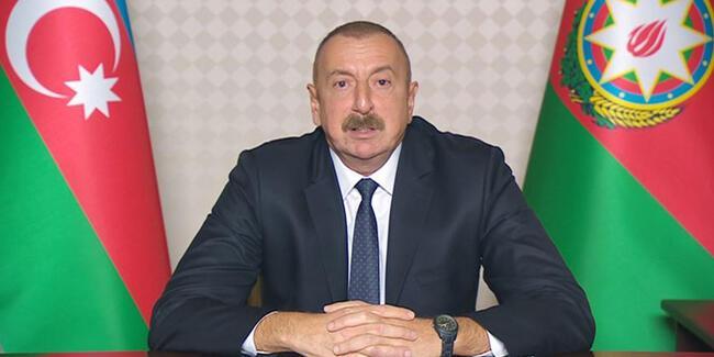 Son dakika haberi... Aliyev duyurdu! İran sınırında işgal altındaki yerler tamamen kurtarıldı