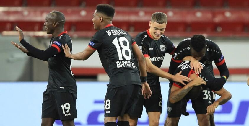 Almanya'da 8 gollü maç