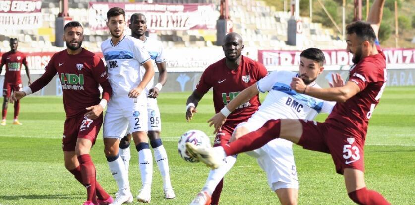 Adana Demirspor 0-3 Bandırmaspor MAÇ ÖZETİ