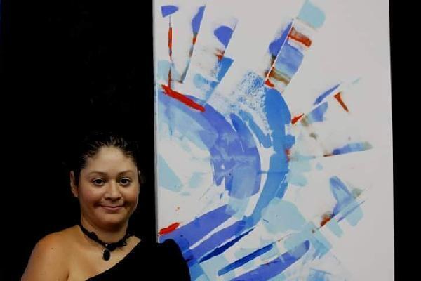 Ressam Özdemir'in 13'üncü sergi heyecanı