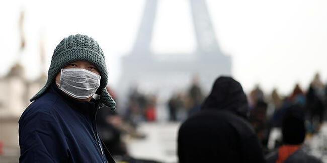 Fransa'da vaka sayısı son 24 saatte 47 bin 637 arttı
