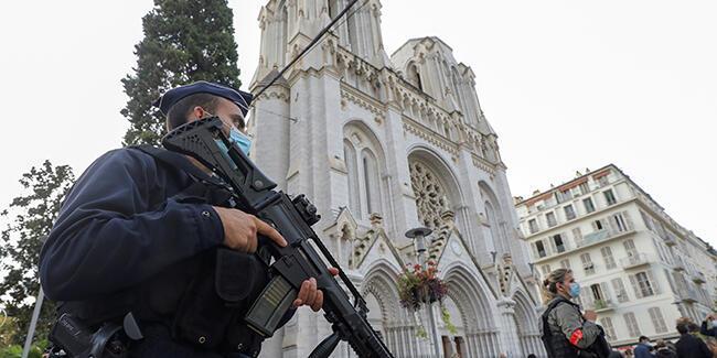 3 kişi hayatını kaybetmişti! Fransa'daki saldırıya ait detaylar ortaya çıktı