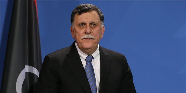 Son dakika haberi… Fayiz es-Serrac istifa kararından vazgeçti
