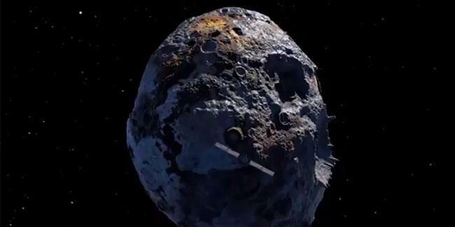NASA planına ekledi! Tam 10 bin katrilyon dolar değerinde