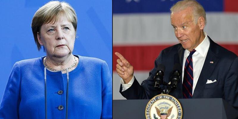 Merkel, ABD Başkanı seçilen Biden ile görüştü - Son Dakika Dünya Haberleri